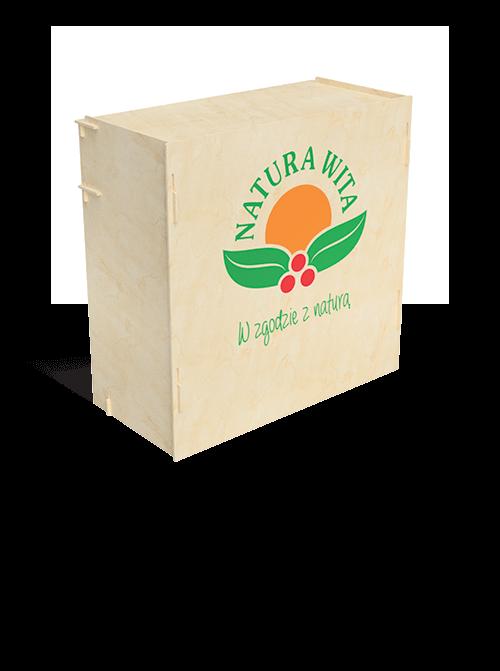 Messelade aus dem Sperrholz - przykład produktu
