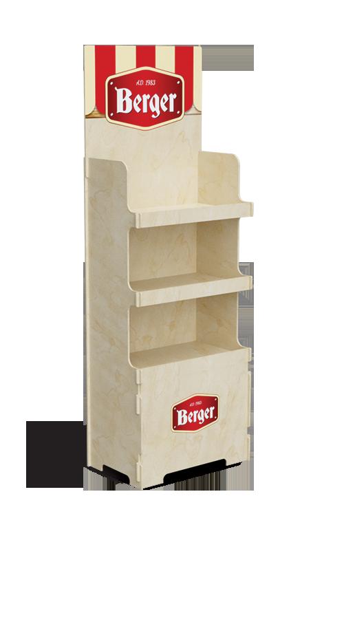 Berger - przykład produktu