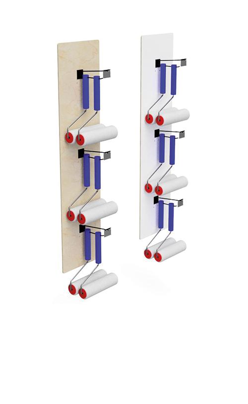 Paint rollers - przykład produktu
